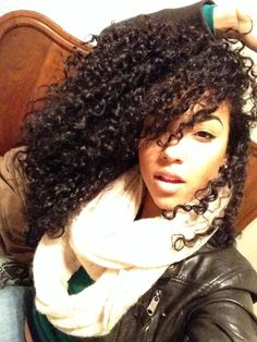 curly hair routine on pinterest 3a curls mixed hair care and 3b hair