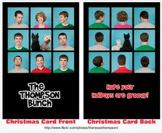Brady Bunch Xmas Card On Pinterest The Brady Bunch