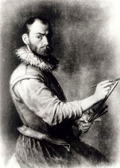 Self-Portrait Annibale Carracci