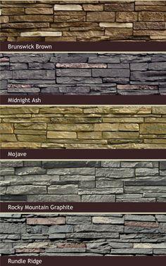 stone siding nextstone slatestone simulated stone on house paint colors exterior simulator id=31858
