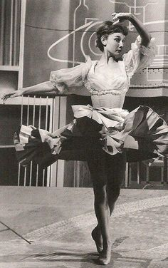 Audrey Hepburn Ballet