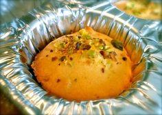 Iranian Shirini-e Yazdi (small cakes originating from the city of Yazd).
