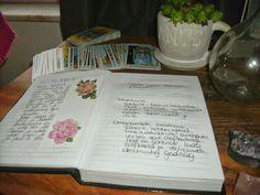 Loena's Altaar & Tarotboek