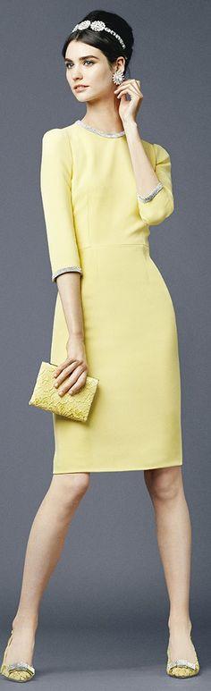 Dolce & Gabbana, Spring/Summer 2014 LBV