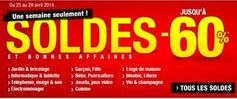 Soldes flottants Auchan 2014 jusqu'au 29 avril - http://www.bons-plans-malins.com/soldes-flottants-auchan-2014-jusquau-29-avril/ #High-tech, #Jeuxvidéo, #JouetsJeux, #Maison/Deco, #Mode, #Soldes