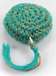 FREE Crochet Tape Measure pattern on Craftsy.com