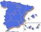 Dependencias Policiales de toda España http://wp.me/p2n0XE-3eT vía #segurpricat @Segurpricat  @juliansafety   Mapa España