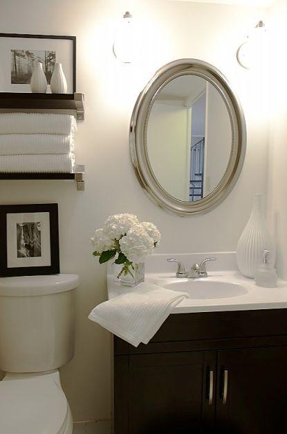Bathroom Decor Ideas: Breakfast Table - Pictures of ... on Apartment Small Bathroom Decor Ideas  id=30189