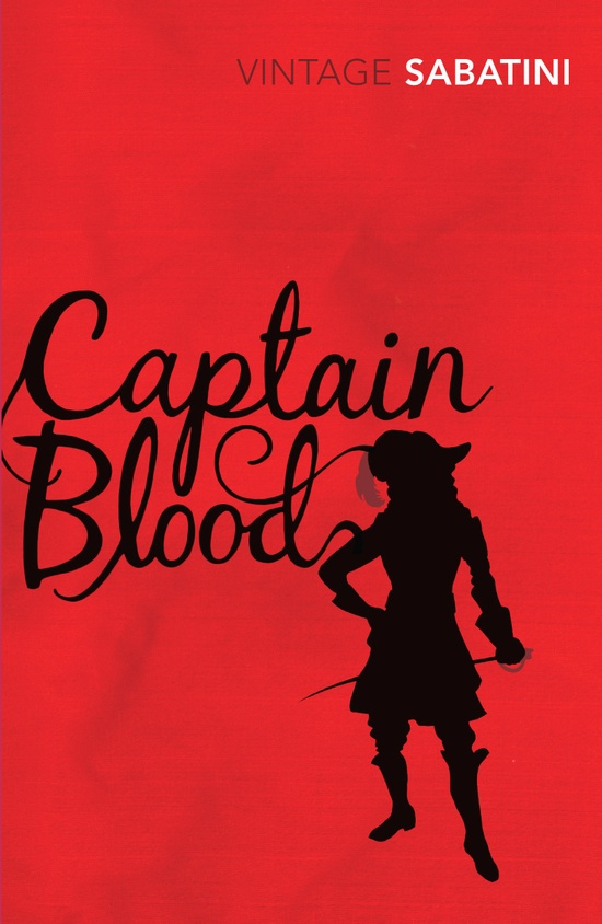 The epic story of Peter Blood, doctor and gentleman turned pirate on the caribbean seas.    Captain Blood by Rafael Sabatini