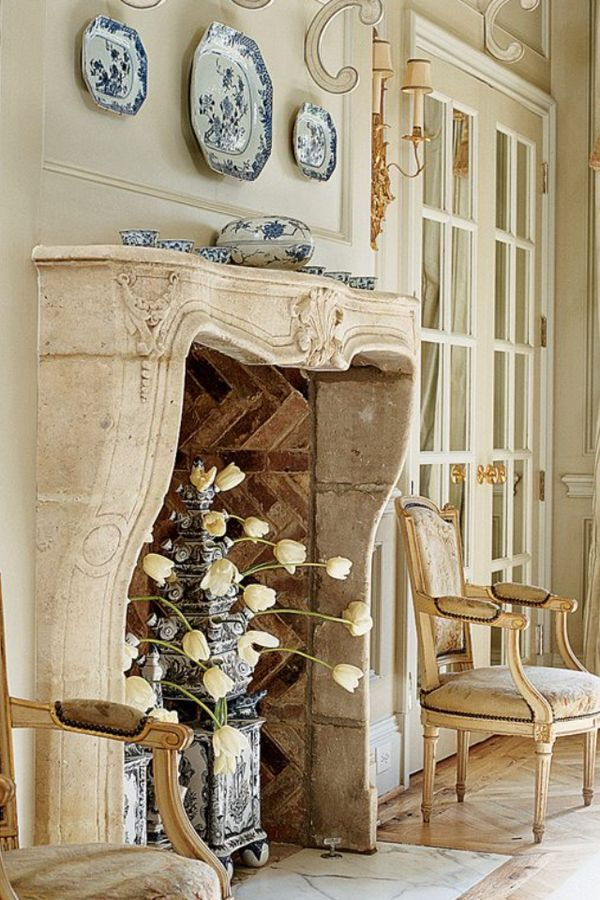 Fireplace On Pinterest Fireplaces Fireplace Surrounds