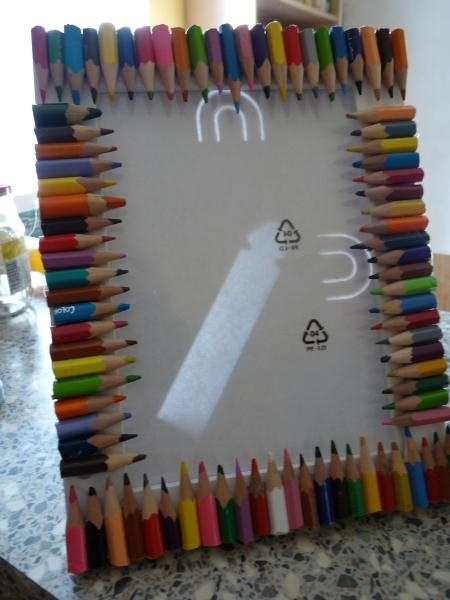 How to use old pencils