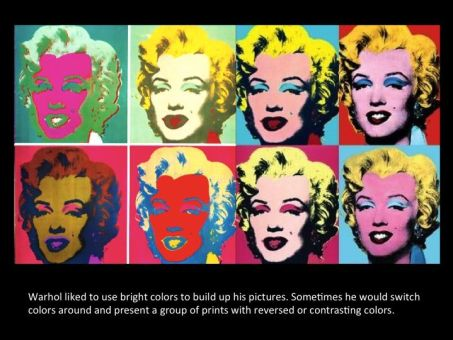 Image result for andy warhol for kids