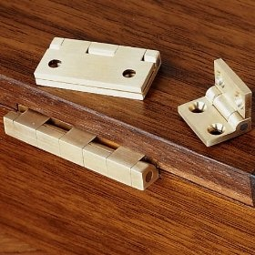 Brusso box hinges | Products We Love | Pinterest