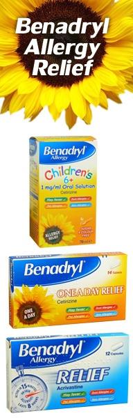 Benadryl Allergy Relief   Allergies... Achoo!   Pinterest