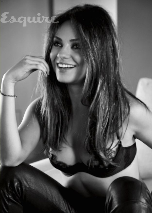 Mila Kunis Is Esquire's Sexiest Woman Alive - BuzzFeed Mobile