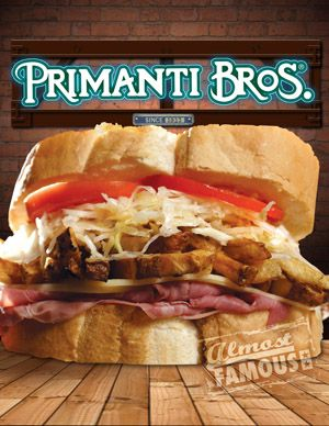 Primanti Bros. Sandwich
