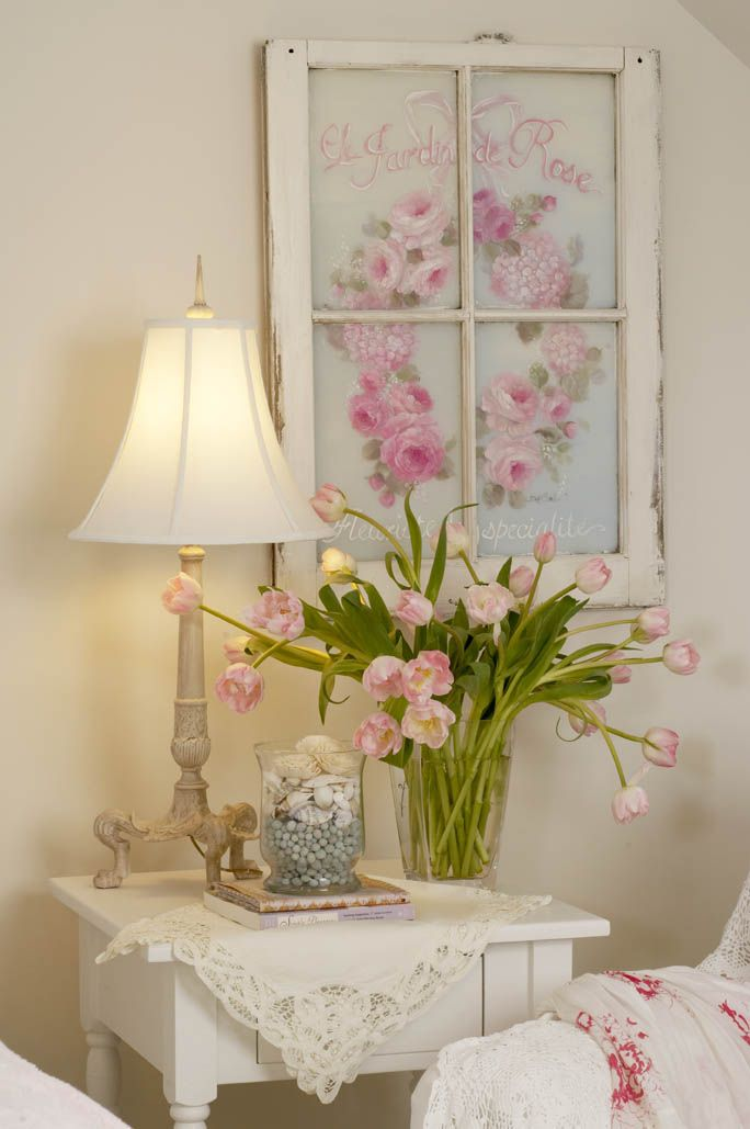 Shabby Chic and so Pretty!