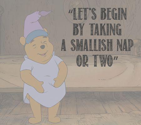 Pooh understands