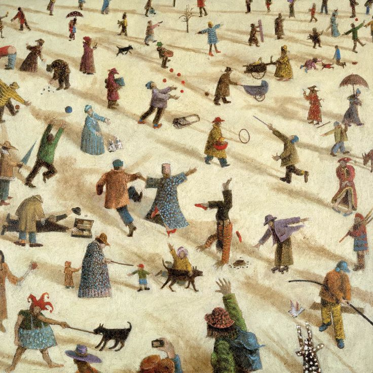 Gallery Archive - Simon Garden - Artist