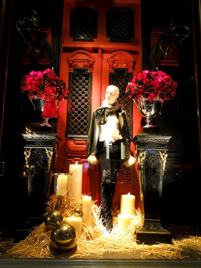 Ralph Lauren window display