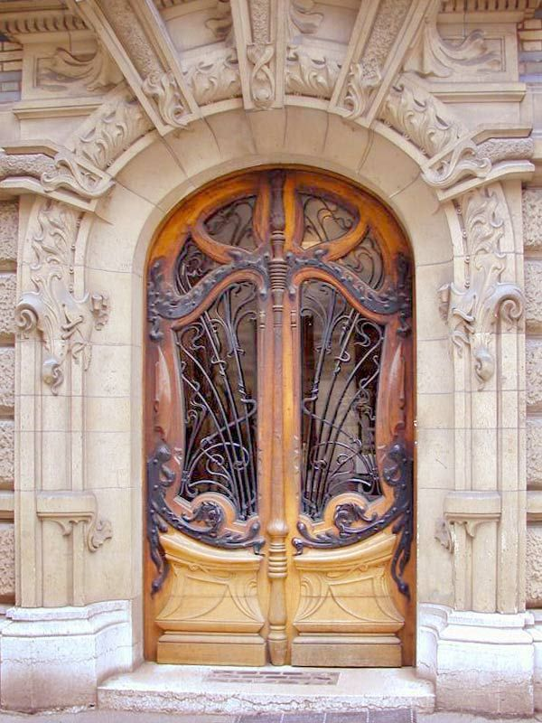 photos of unique doors | Unique Entry Doors: Welcome To Fabulous! - Places in the Home