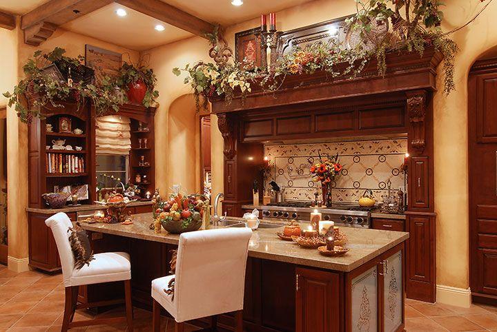 Custom Tuscan Kitchen Accessories