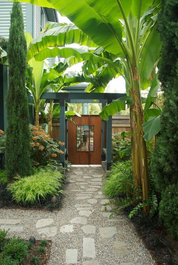 Tropical Garden Landscape Ideas Photograph | creative-tropic on Tropical Backyard Landscaping Ideas  id=94878