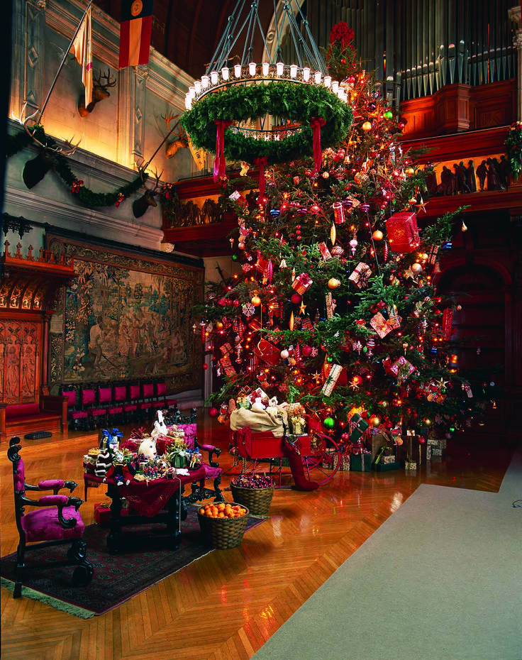 Christmas at the Biltmore Estate ~ Asheville, North Carolina
