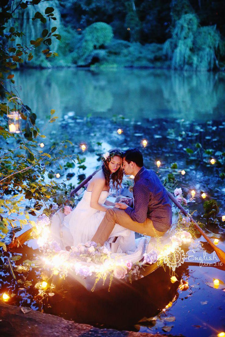Little Mermaid Wedding Shoot NJ @Kristin Polhemus ➳ R E V E R I E™ Events #Kayenglishphotography