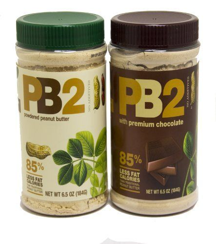 ✔️ $11--- Bell Plantation PB2 Powdered Peanut Butter and PB2 with Premium Chocolate, 6.5 Ounce (Pack of 2), http://www.amazon.com/dp/B0098WV8F2/ref=cm_sw_r_pi_awdm_4tOAtb1H93WW0