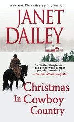 3 stars for Christmas in Cowboy Country by Janet Dailey, Kensington Citadel Press  http://purejonel.blogspot.ca/2014/10/CowboyCountry.html
