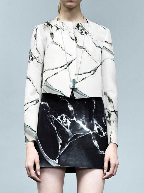 Marble Print Trend