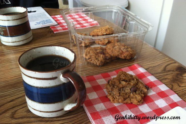 Vegan Oatmeal Chocolate Chip Cookies Recipe