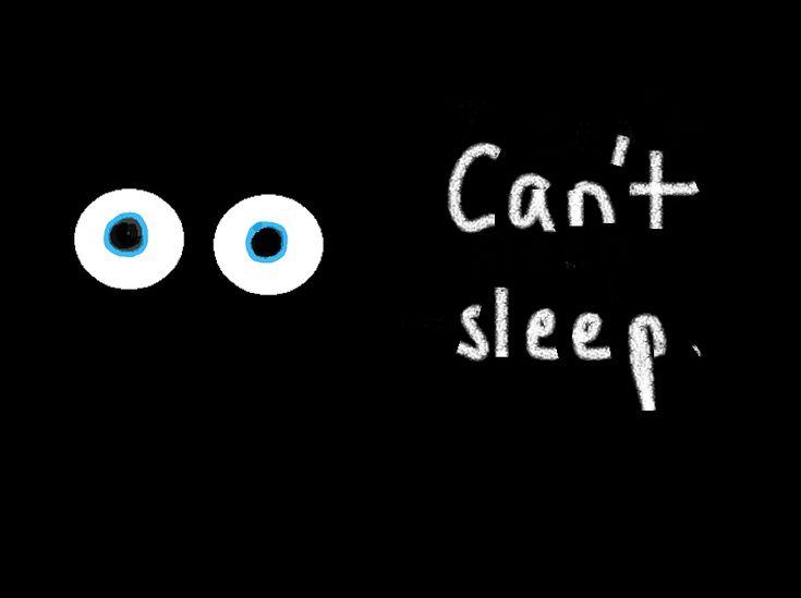 Can't sleep... chronic illness #insomnia