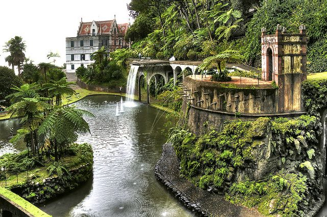 Monte Palace Gardens, Madeira by JayGriffin, via Flickr