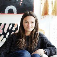 Rueマガジンの、NY小さい家特集(3)アーティスト・キャロラインのアパート