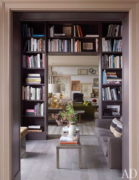 Simon Doonan on the Manhattan Home of Barneys's Mark Lee and KCD's Ed Filipowski : Architectural Digest
