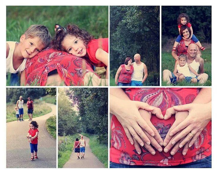 Pregnancy family shoot cute cute
