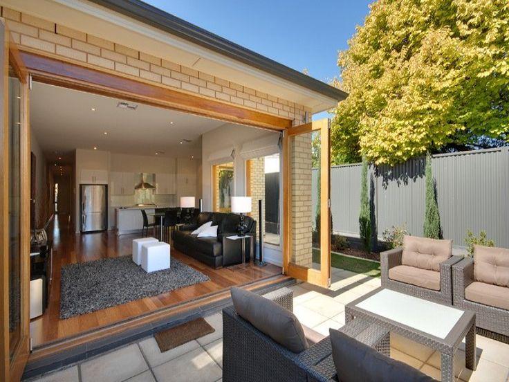 Indoor outdoor living   Outdoor Spaces   Pinterest on Indoor Outdoor Living Spaces id=89742