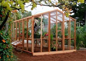 Serre de jardin résidentiel, serre de jardin, serre de jardin maison