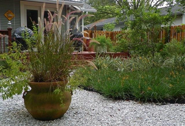 grassless landscaping | OutDoors | Pinterest on Grassless Garden Ideas  id=85519