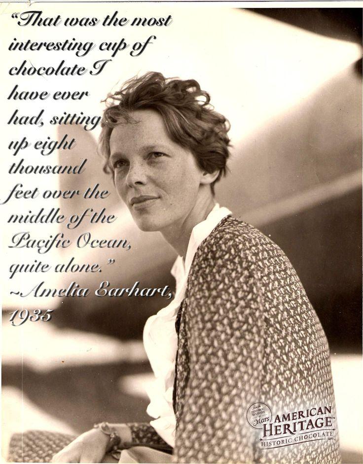 #chocolatehistory #ameliaearhart #womenshistory #chocolate