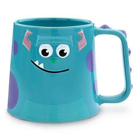 Sulley Mug - Monsters, Inc. | Drinkware | Disney Store