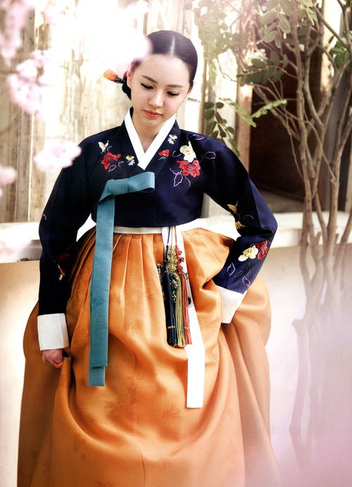 vetement-traditionnel-coreen-hanbok