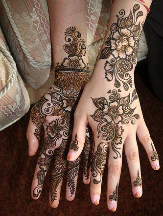 Henna designen