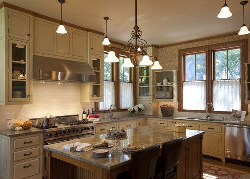 oak trim and cream cabinets oak trim can work pinterest on kitchen cabinets trim id=23529
