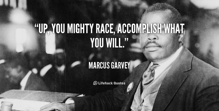 a biography of marcus garvey a jamaican political analyst and social activist Marcus garvey biography jamaican activist and african nationalist marcus garvey, a black man from the west indies.