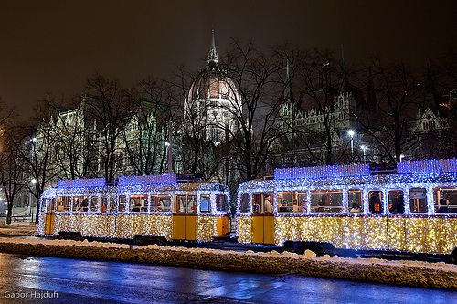 42 Beautiful Photos Of Christmas In Budapest Hungary