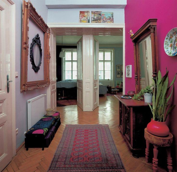 お宅拝見:イケア・オンライン雑誌から。デザイナー・berndさんの部屋 海外インテリアブログ紹介