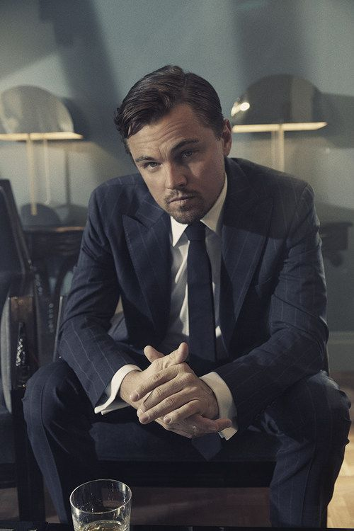 Leonardo DiCaprio for GQ